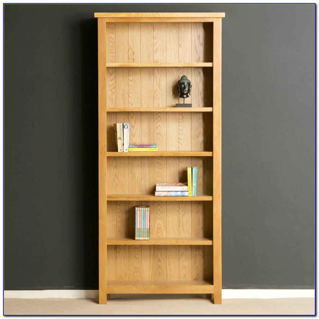 Oak Bookcase Furniture Barn