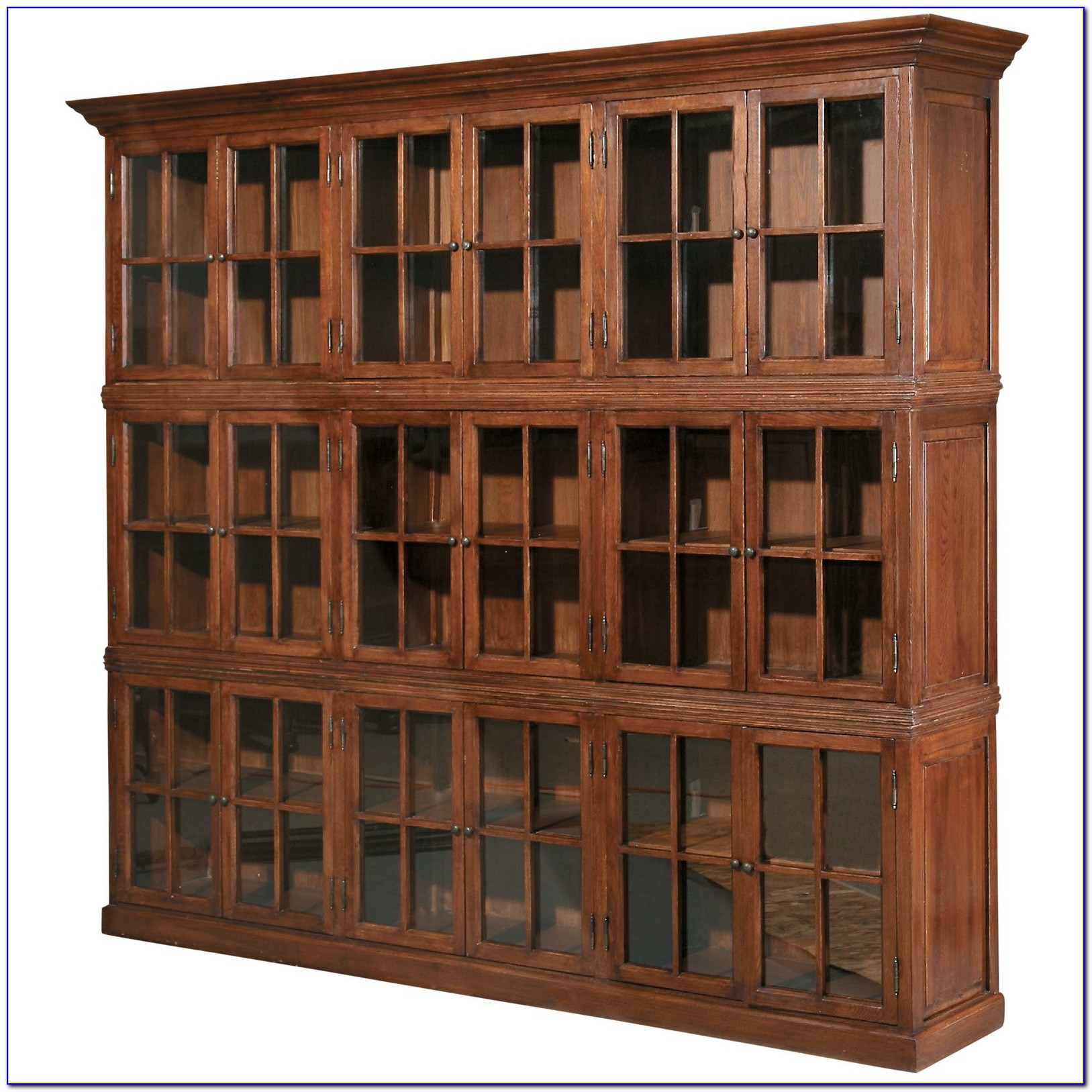 Oak Furniture Bookcase