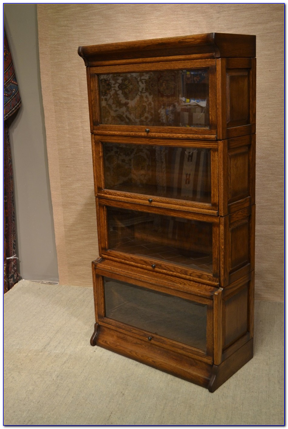Oak Ridge Lawyer Bookcase By Eagle Furniture Manufacturing