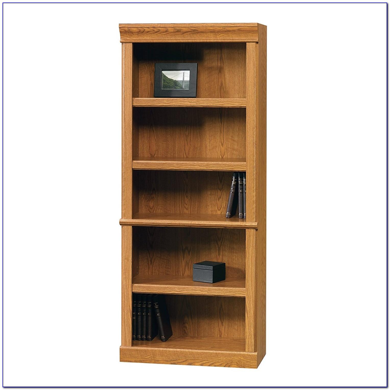 Oak Wood Bookcase