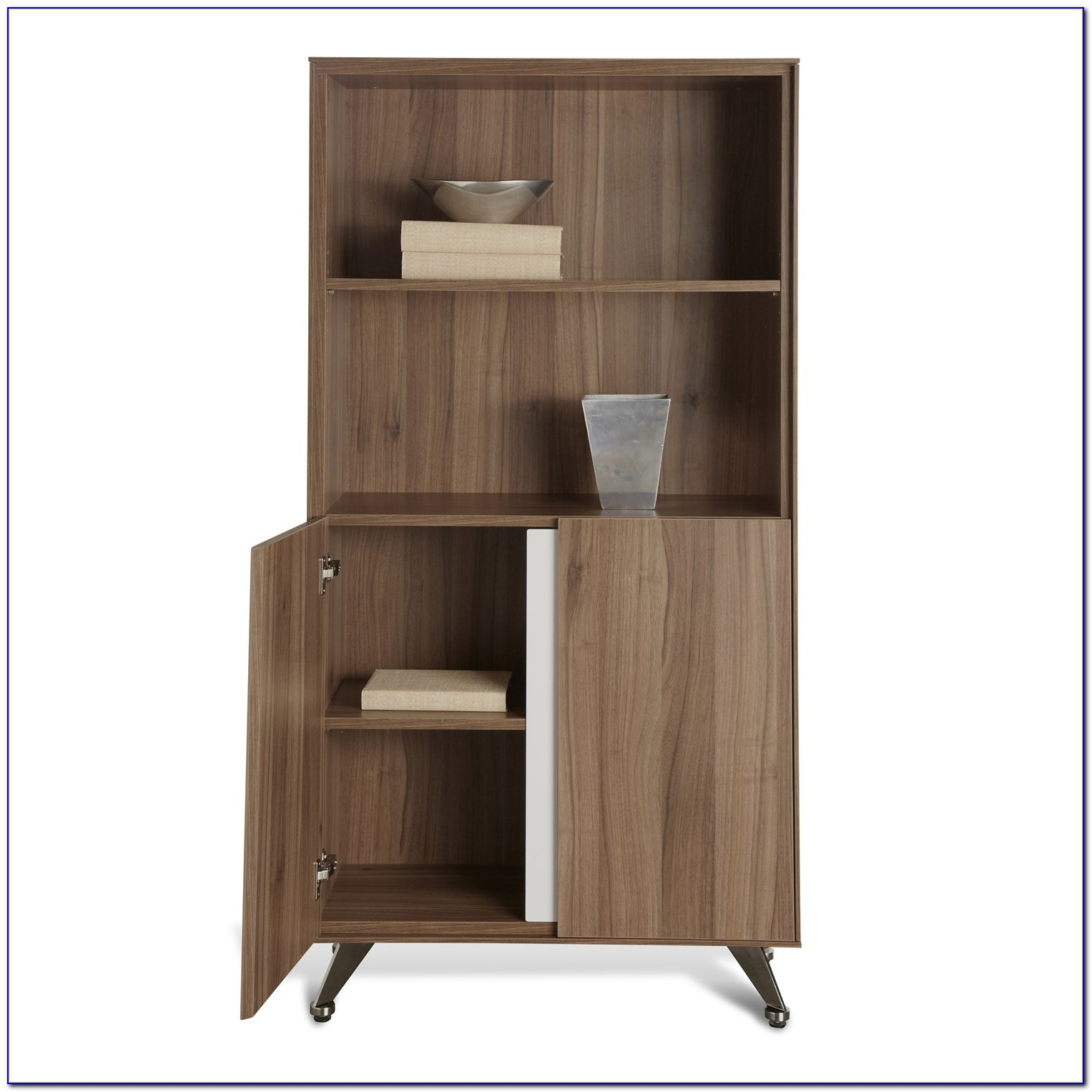 Office Depot Bookcase With Doors