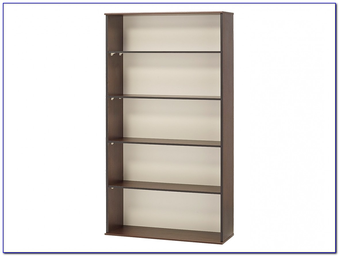 Open Back Bookcases Wood