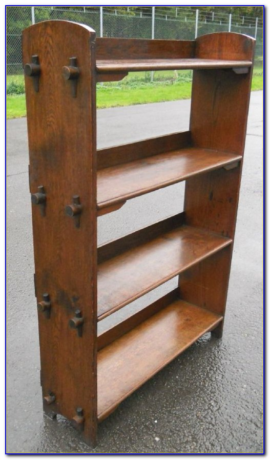 Open Sided Bookcase Uk