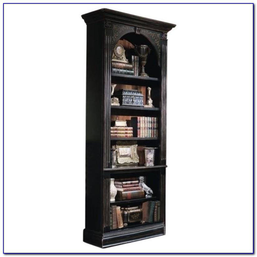 Orion 5 Shelf Bookcase Black