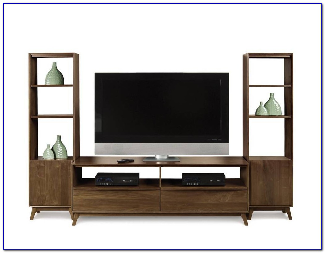 Orion Deluxe Tv Stand And Bookcase