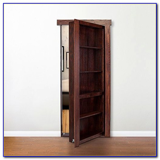 Piano Hinge Bookcase Door