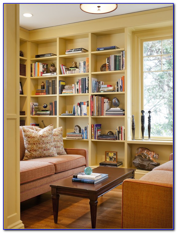 Premier Build Your Own Wall Bookcase