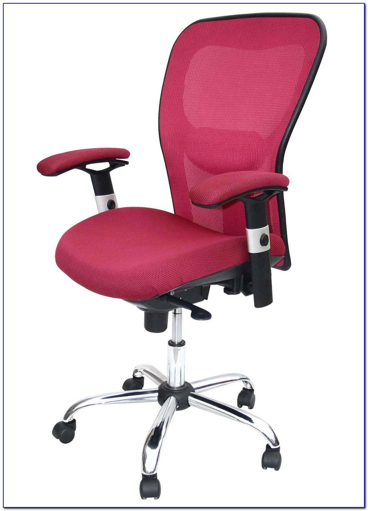 Rattan Swivel Desk Chair