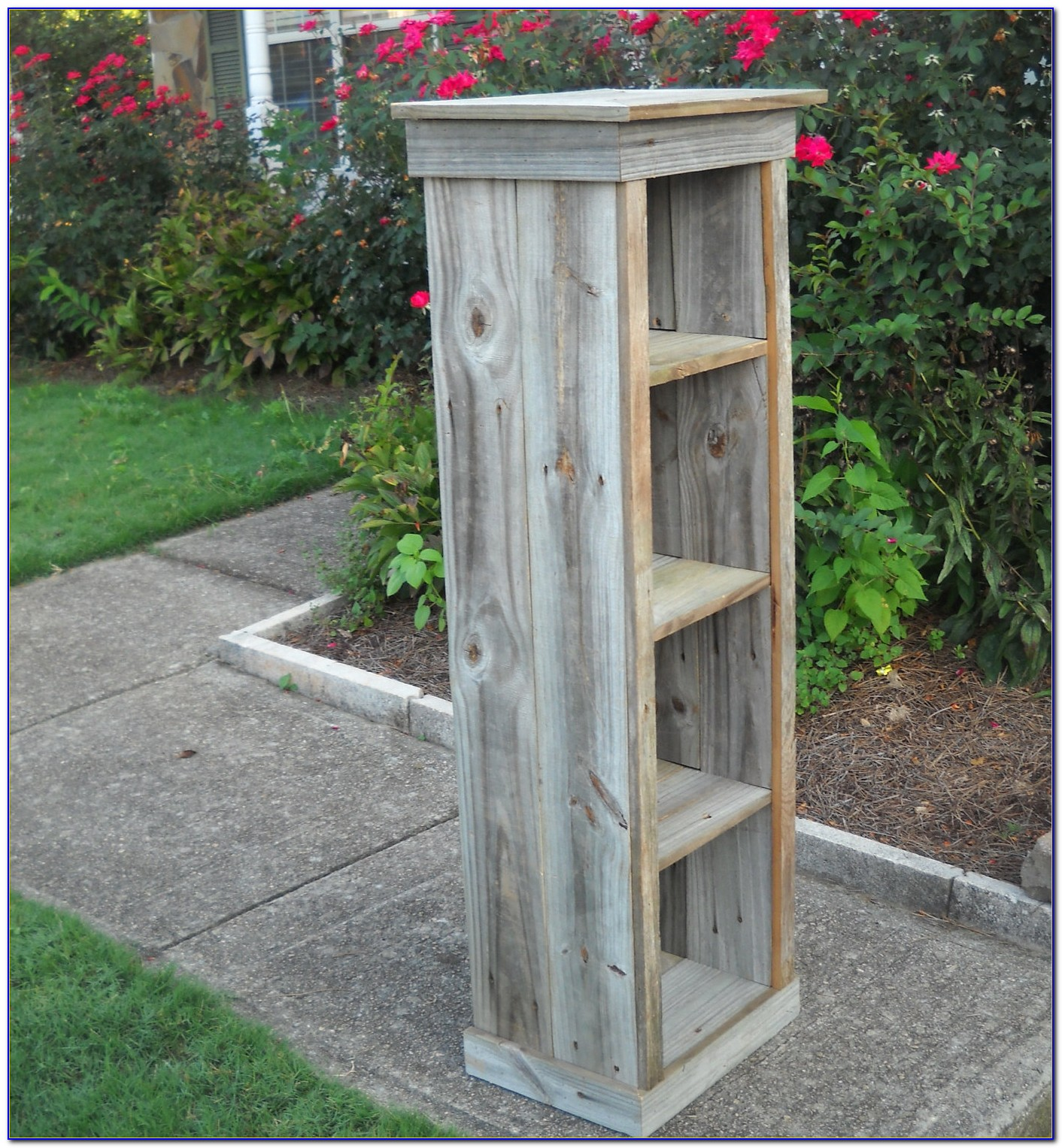 Reclaimed Wood Bookcase Toronto