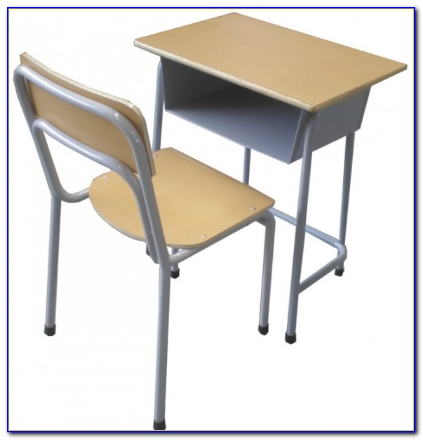 Rolling Chairs With Desk Attached