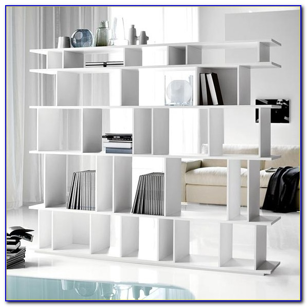 Room Partition Bookcases