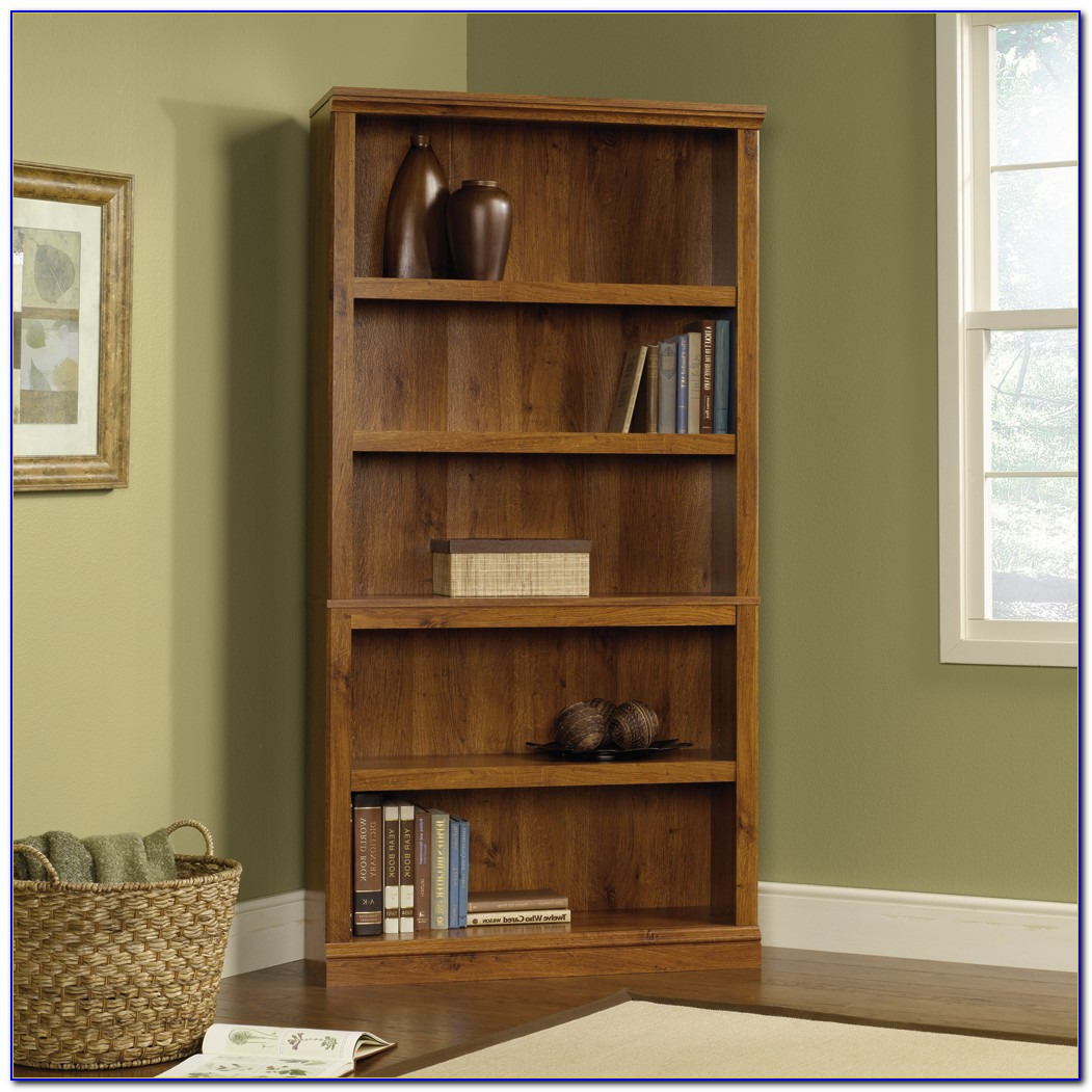 Sauder 3 Shelf Bookcase Oak