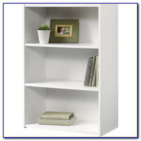 Sauder Beginnings 4 Shelf Bookcase