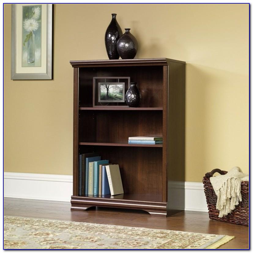 Sauder Cherry Barrister Bookcase