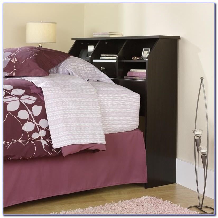Sauder Orchard Hills Bookcase Headboard Carolina Oak