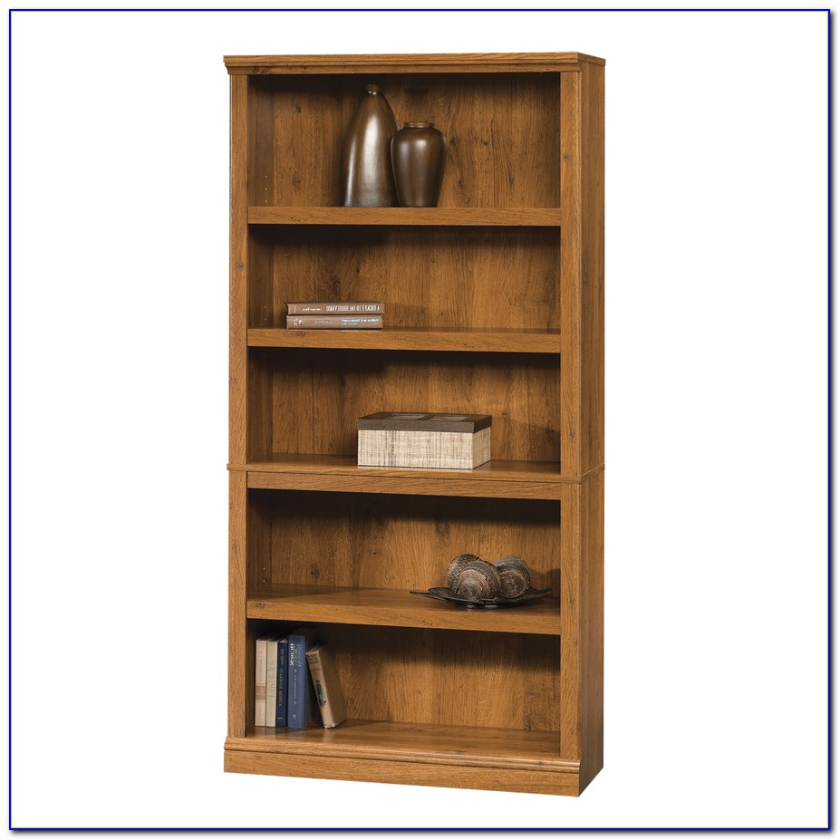 Sauder Salt Oak Bookcase