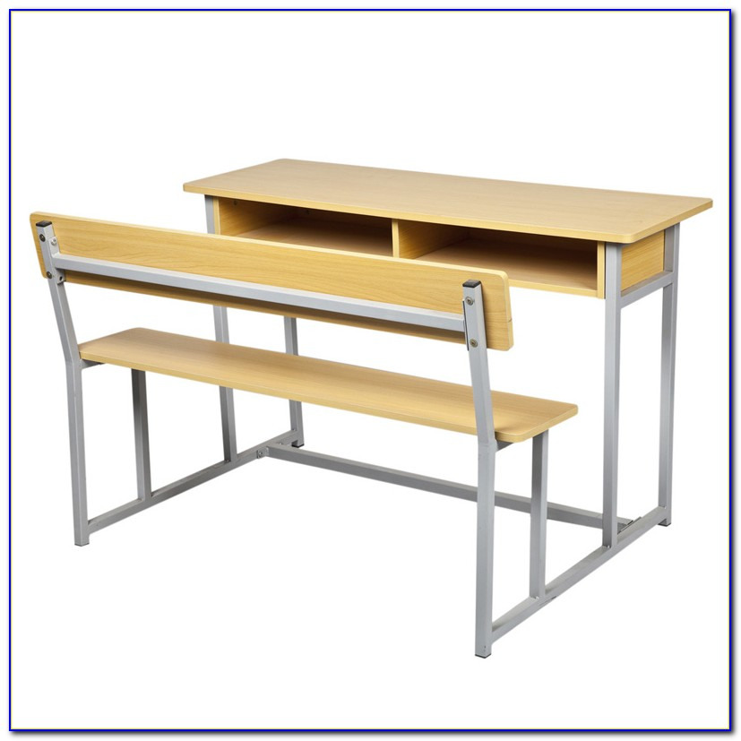 School Chairs With Desks Attached