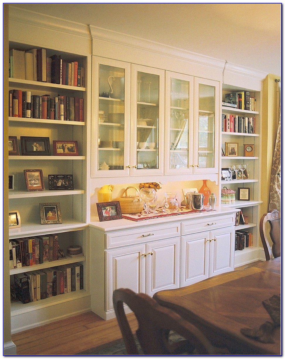 Semi Custom Bookcases