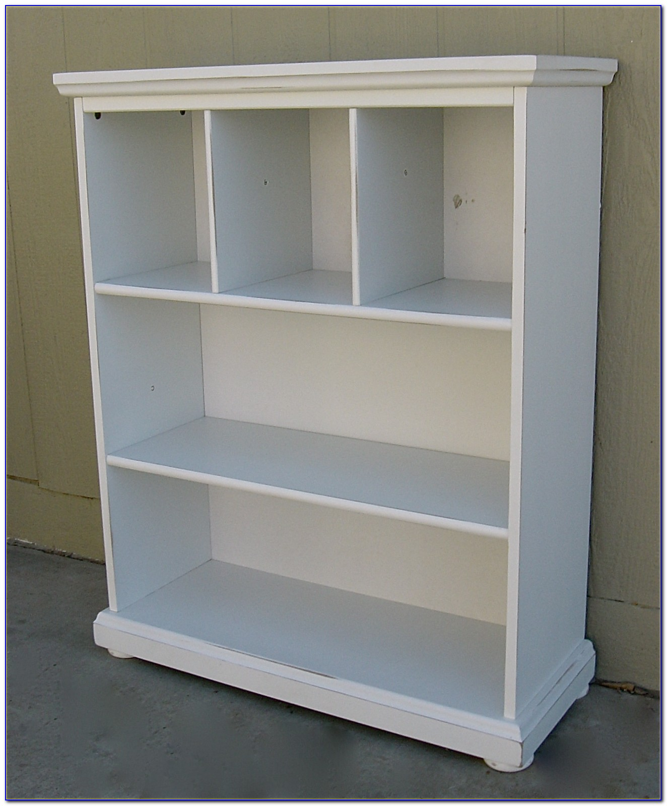 Shabby Chic Bookcase Target