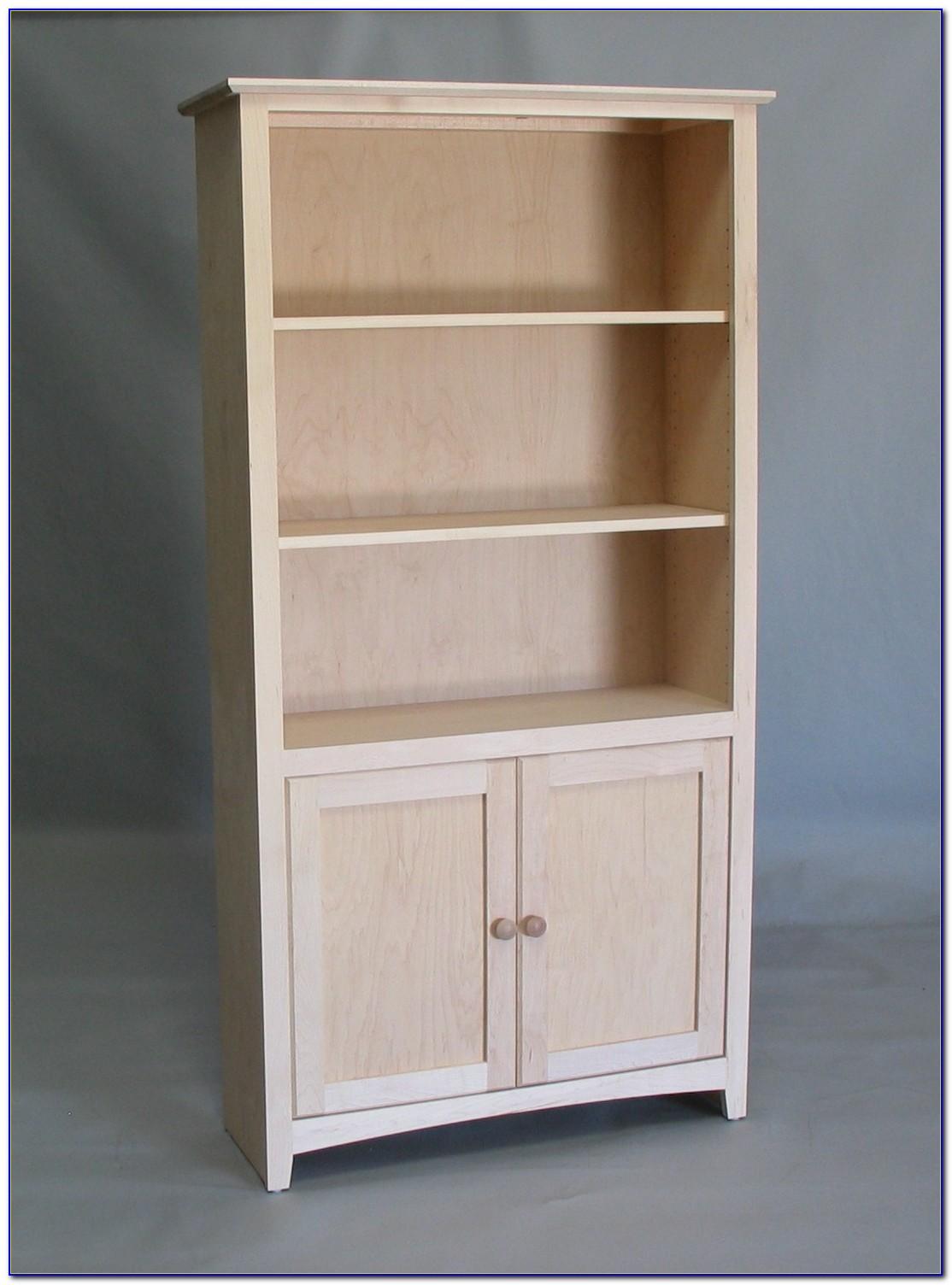 Shaker Style Revolving Bookcase