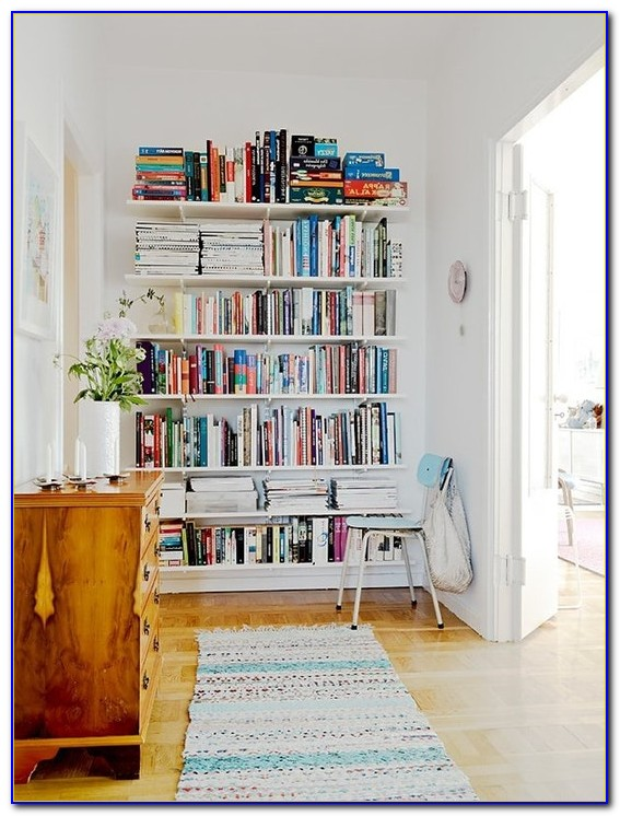 Shelving Solutions For Small Spaces