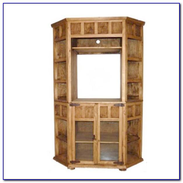 Short Corner Bookshelf