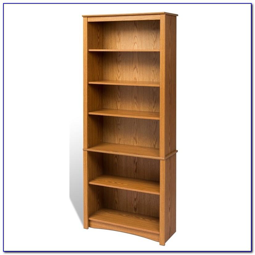 Six Shelf Bookshelf