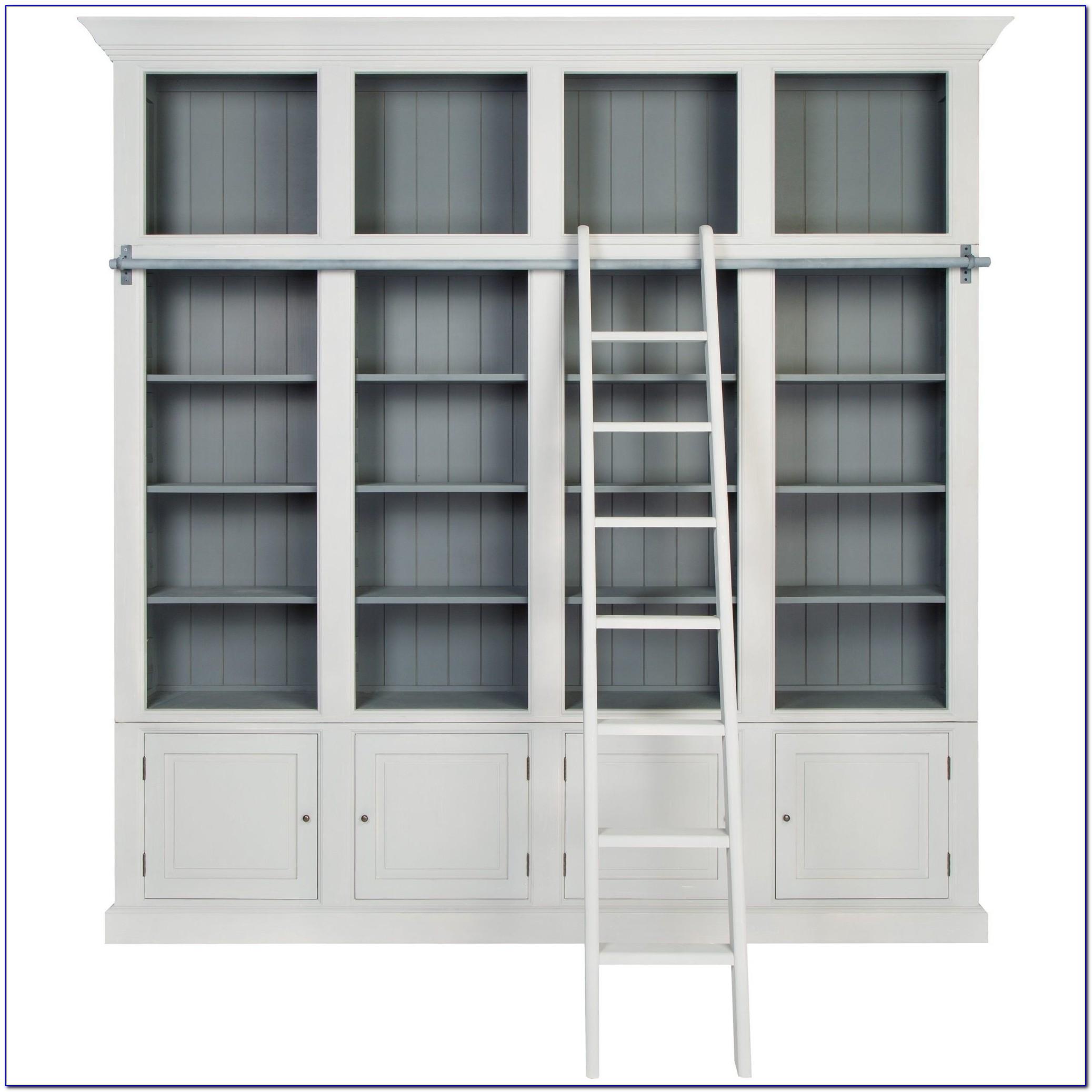 Sliding Ladder For Bookcase