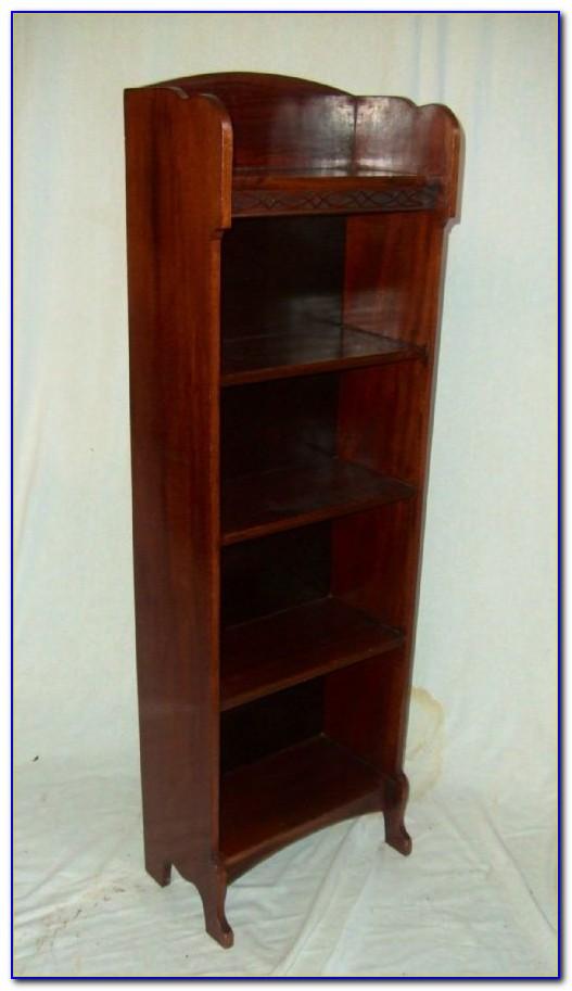 Small Thin Bookcase