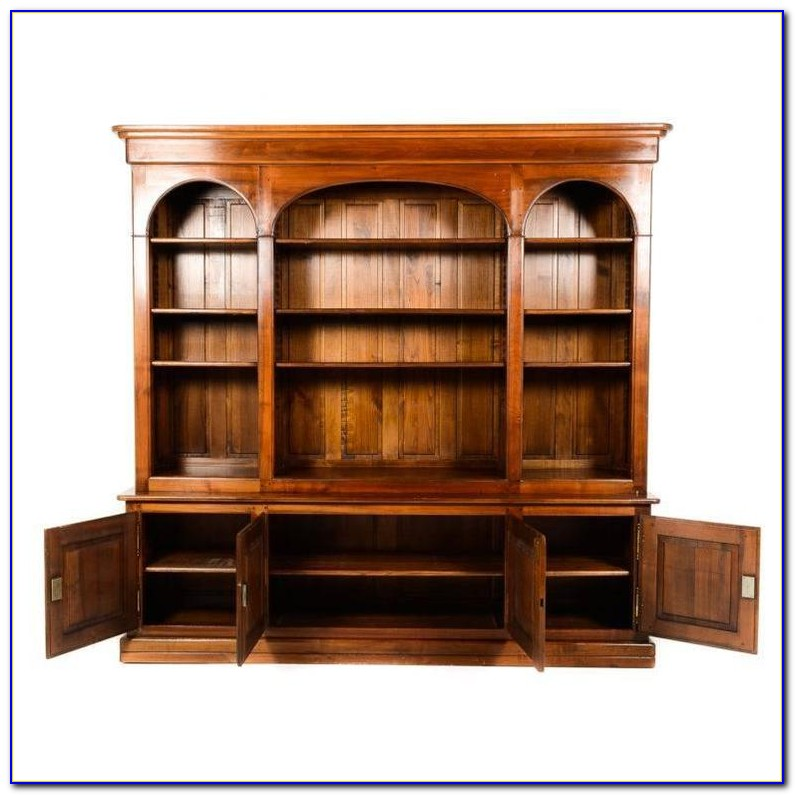 Solid Cherry Barrister Bookcase