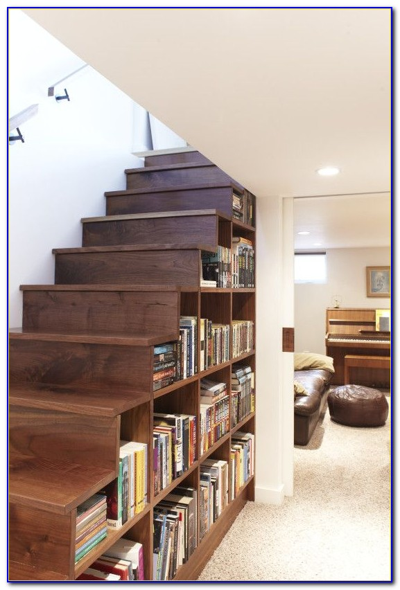 Space Saving Bookcase Ideas