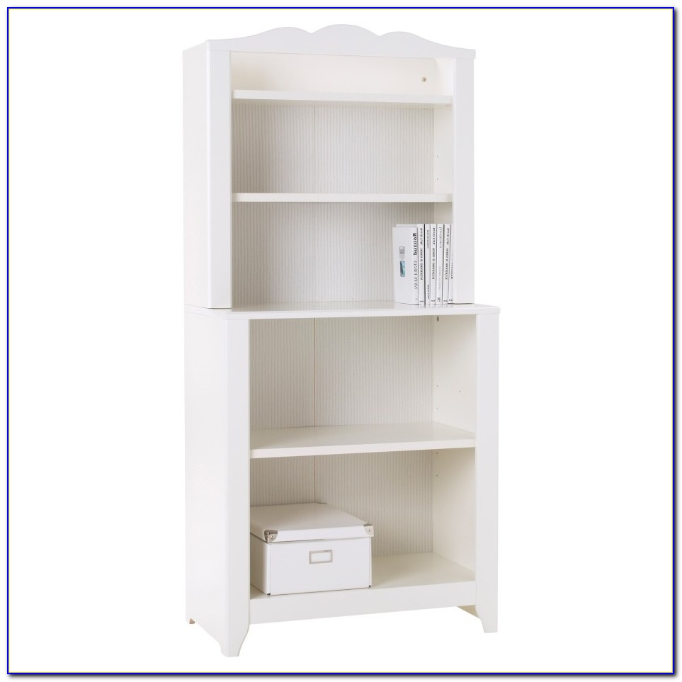 Storage Cabinet With Bookcase Hutch