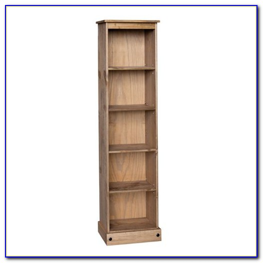 Tall Narrow Bookcases With Doors