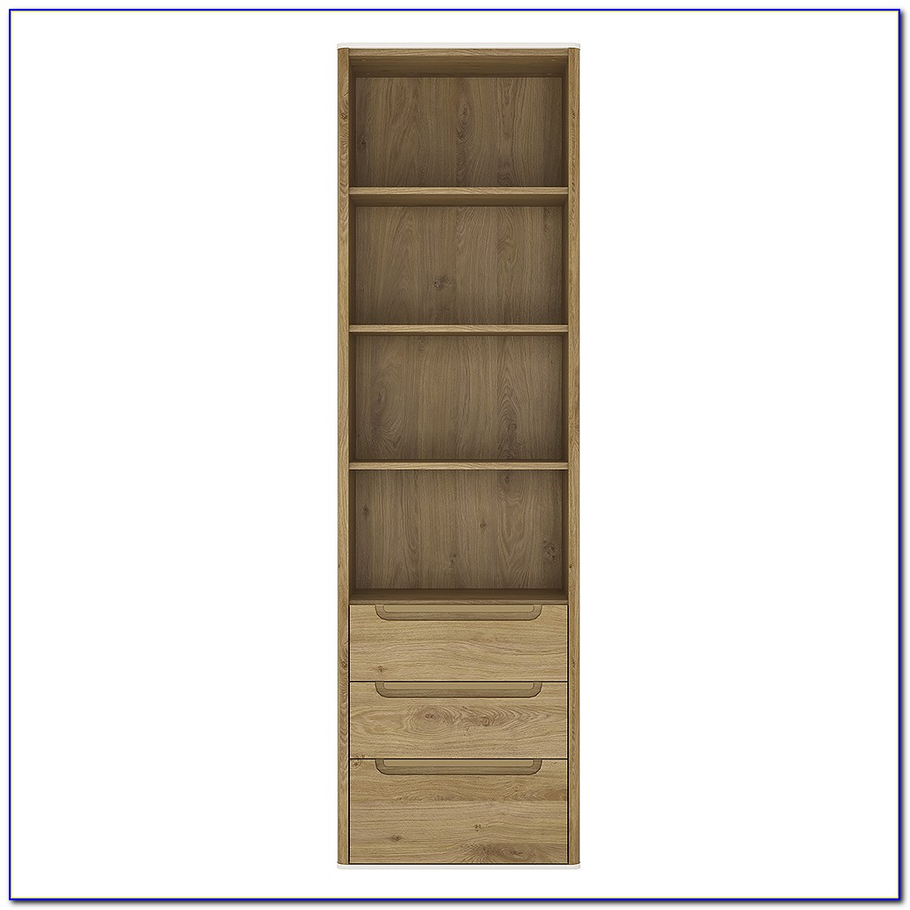 Tall Narrow Wood Bookcases