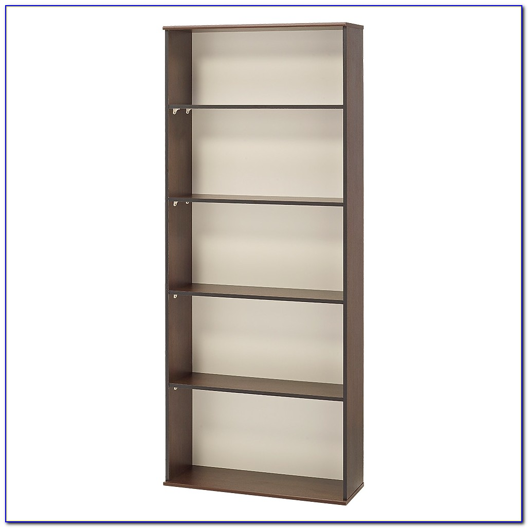 Tall Open Back Bookcases