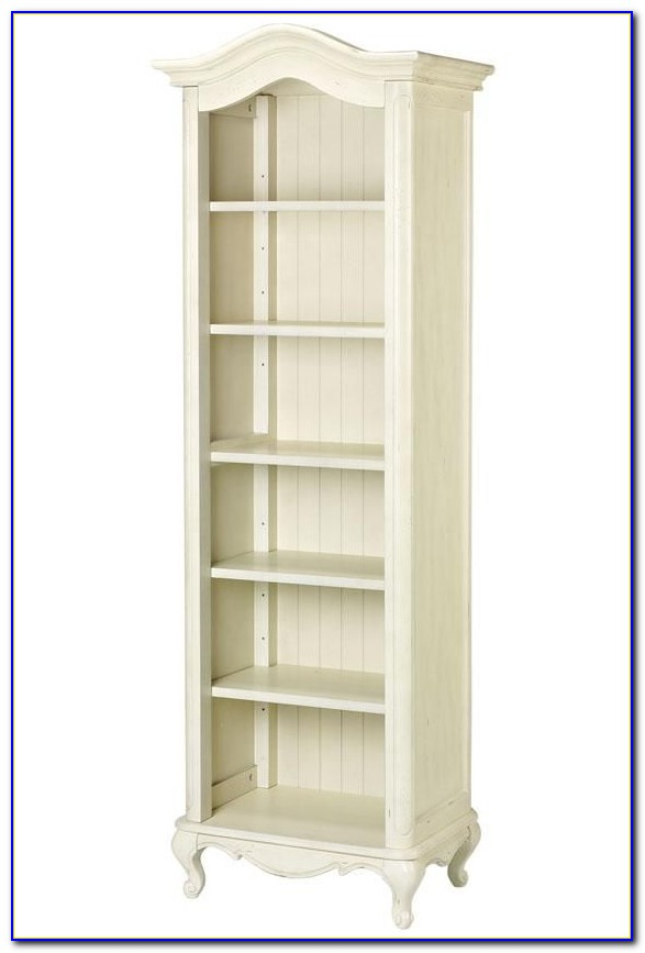 Tall Shallow Bookshelf