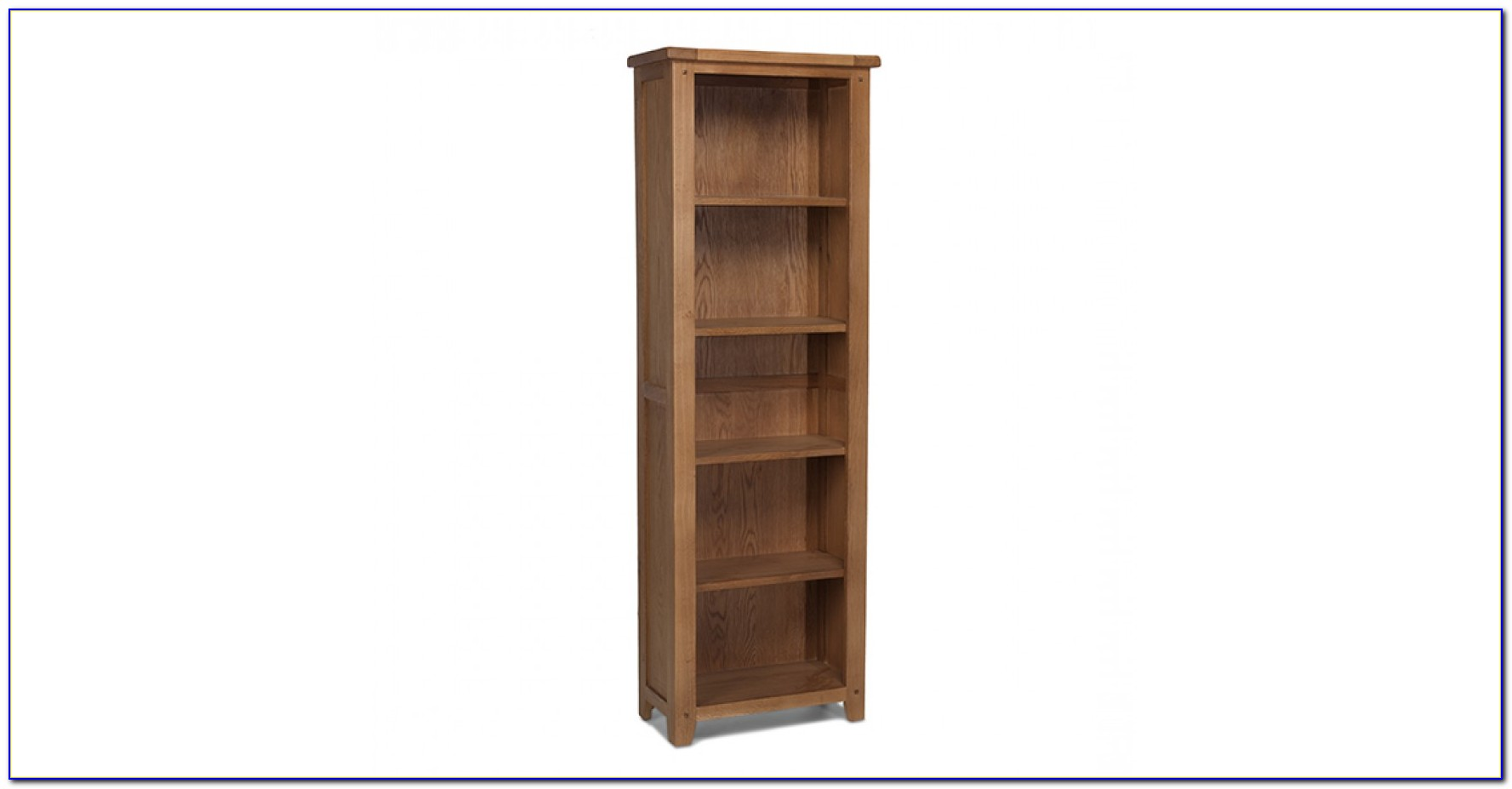Tall Slim Bookshelf