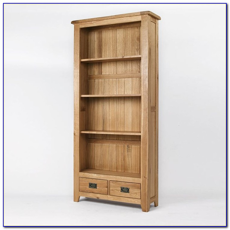Tall Wide Shallow Bookcase