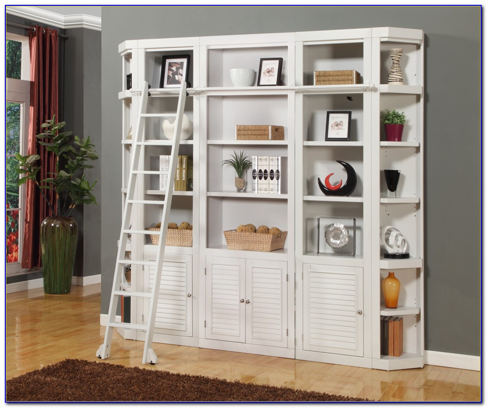 Traditional Bookcase Wall Units