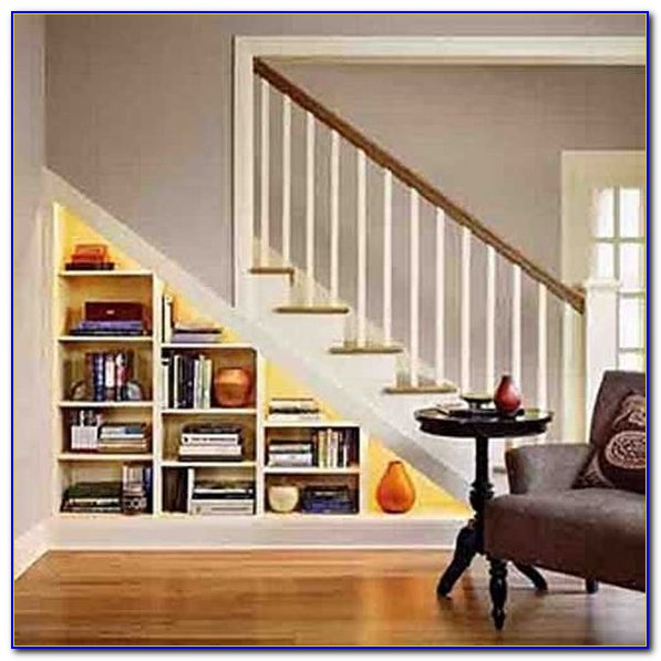Under Stairs Bookcase Ikea