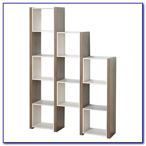 Using Bookcase As Room Divider