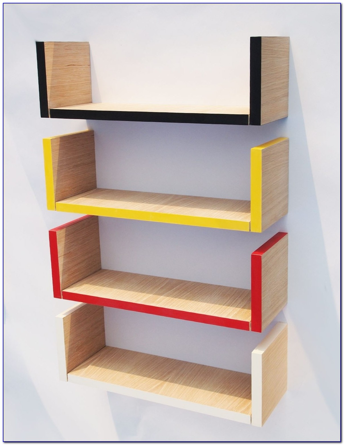 Wall Hanging Bookshelf Designs