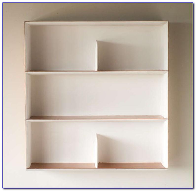 Wall Hanging Bookshelf Ideas