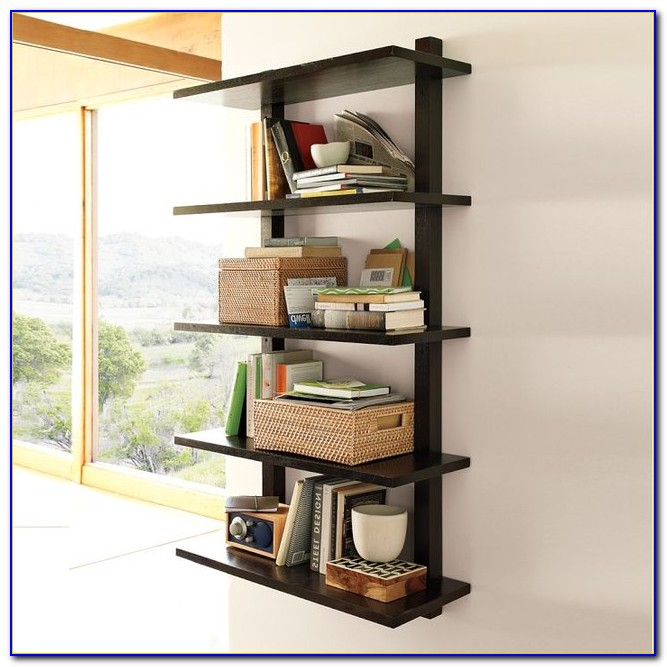 Wall Mounted Bookcase Speakers