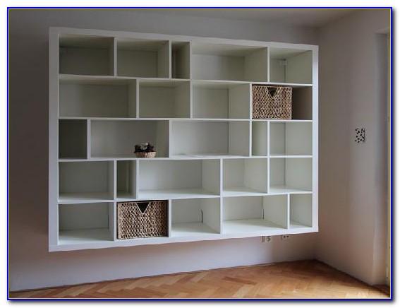 Wall Mounted Box Shelves Ikea