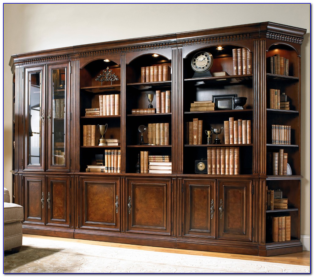 Wall Unit Bookcases
