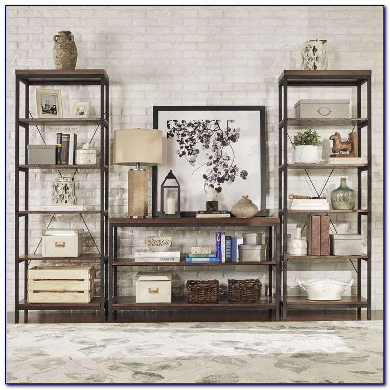 West Elm Spine Bookcase