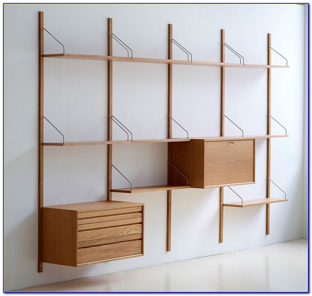 White Barrister Bookcase