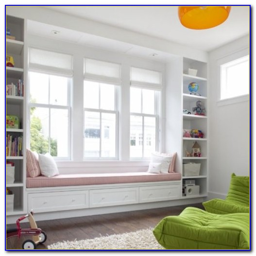 Window Seat Bookcase Ikea
