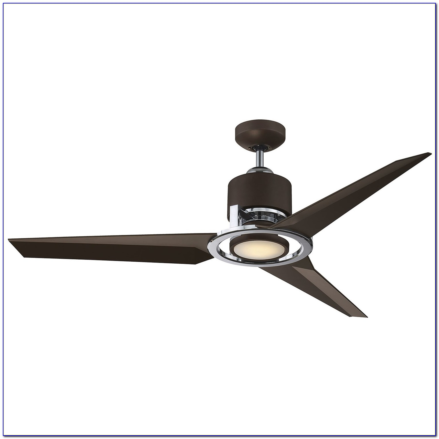 3 Blade Ceiling Fan With Light And Remote